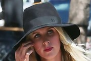 Nicky Hilton Casual Hats