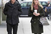 Nicky Hilton Wool Coat