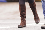 Nicole Kidman Knee High Boots
