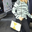 Nicole Richie Chain Strap Bag