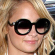 Nicole Richie Sunglasses - Oval Sunglasses