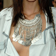 Nicole Trunfio Silver Statement Necklace