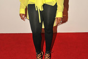 Niecy Nash Skinny Pants