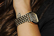 Nikki Reed Gold Bracelet Watch