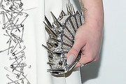 Kelly Osbourne Studded Clutch