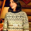 Olivia Munn Clothes - Crewneck Sweater