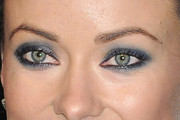 Olivia Wilde Jewel Tone Eyeshadow