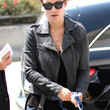 Olivia Wilde Clothes - Leather Jacket