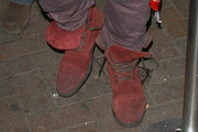 Oritse Williams Lace Up Boots