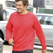 Orlando Bloom Clothes - Sweatshirt
