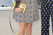 Selena Gomez Box Clutch