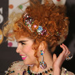 Paloma Faith Hair - Messy Updo