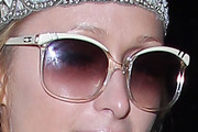 Paris Hilton Rectangular Sunglasses