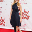 Patricia Clarkson Clothes - Halter Dress