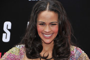 Paula Patton's Long Curls at the US Premiere of 'Mission Impossible - Ghost Protocol'