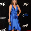 Paulina Porizkova Cocktail Dress