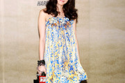 Shu Qi Print Dress