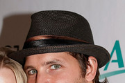 Peter Facinelli Fedora