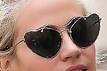 Pixie Lott Novelty Sunglasses