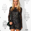 Poppy Delevingne Clothes - Cocktail Dress
