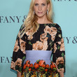 Poppy Delevingne Clothes - Print Blouse