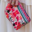 Poppy Delevingne Handbags - Printed Clutch