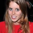 Princess Beatrice Long Side Part