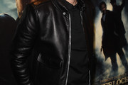 Professor Green Leather Jacket