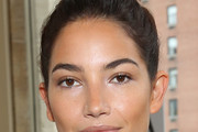Lily Aldridge Hair Knot