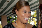 Queen Latifah Chignon