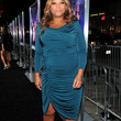 Queen Latifah Clothes - Evening Dress
