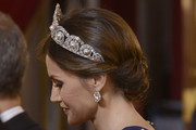 Queen Letizia of Spain Hair Accessories