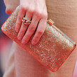 Rachel McAdams Handbags - Hard Case Clutch