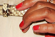 Rachel Roy Red Nail Polish