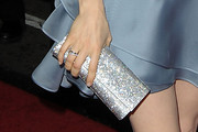 Rachel Weisz Gemstone Inlaid Clutch