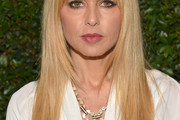 Rachel Zoe Long Straight Cut with Bangs