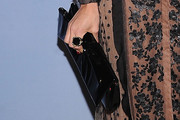 Rachel Zoe Patent Leather Clutch