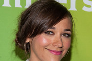 Rashida Jones Updos