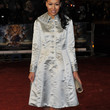 Rebecca Ferguson Clothes - Beaded Dress