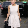 Rebecca Ferguson Clothes - Day Dress