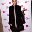 Rebecca Ferguson Clothes - Wool Coat