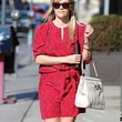 Reese Witherspoon Clothes - Print Dress