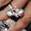 Regina Hall Pearl Ring