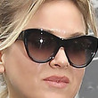 Renee Zellweger Cateye Sunglasses