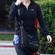 Renee Zellweger Leather Hobo Bag
