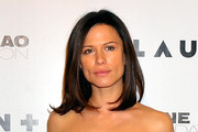 Rhona Mitra Medium Straight Cut