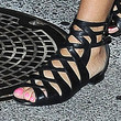 Rihanna Shoes - Gladiator sandals