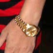 Rihanna Watches - Gold Bracelet Watch