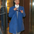 Rihanna Clothes - Pea Coat