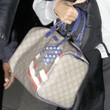 Rihanna Handbags - Printed Bowler Bag